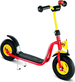 Puky R 03L scooter with pneumatic tires