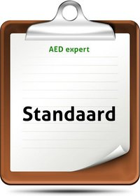 AED Servicecontract Standaard