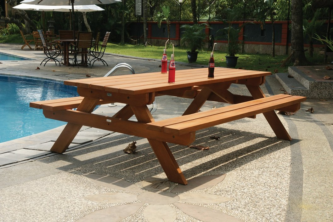 Gardexo picknicktafel giant