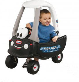 Little Tikes Cozy Coupe Politie