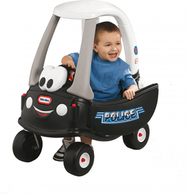 Little Tikes Cozy Coupe Polizei