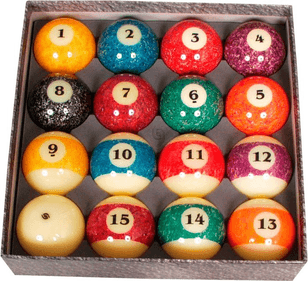 Aramith Stone Collection Poolballen