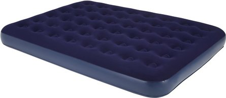 Jilong Flocked Queen airbed