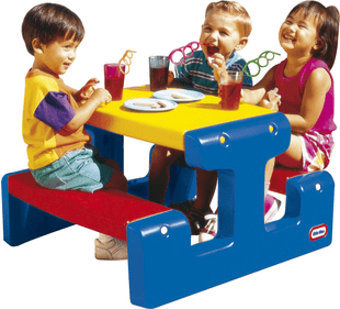 Little Tikes Picnic Primary