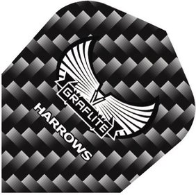Harrows Graflite flight