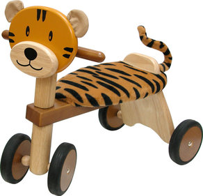 I'm Toy Tiger balance bike