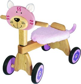 I'm Toy Cat balance bike