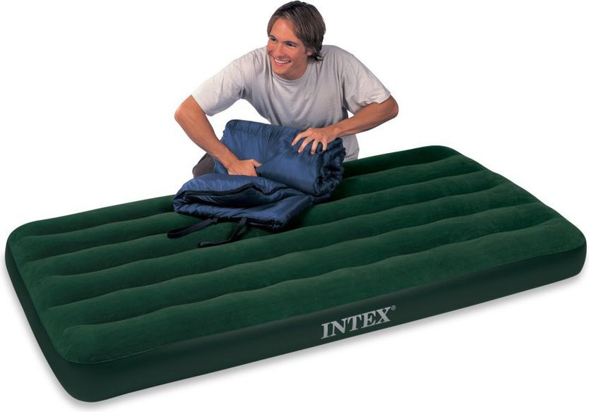 Intex Prestige Downy Twin Air Bed