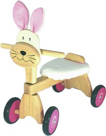 I'm Toy Toy Rabbit balance bike