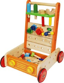 I'm Toy Construction trolley
