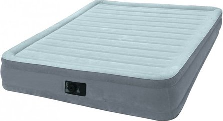 Intex Comfort-Plush Mid Rise Airbed Full Luftmadras