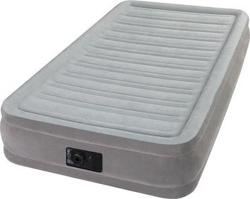 Intex Comfort-Plush Mid Rise Airbed Twin