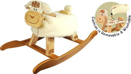 I'm Toy rocking sheep