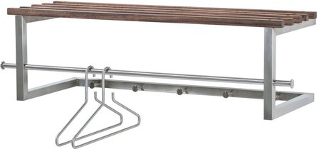 Spinder Design Rezzo wall coat rack