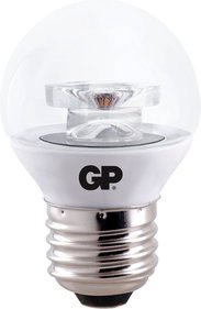 GP LED-lamp mini bol helder E27 4 W