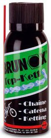 Brunox spuitbus Top kett 100ml