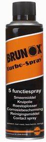 Brunox spuitbus Turbo Spray 300ml