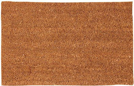 Esschert RB29 40 x 60 x 2cm Coir Doormat Plain - Brown