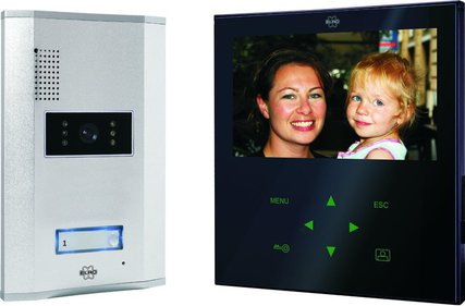Smartwares VD71 WZ video intercom