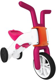 Bunzi Balance Bike (Red)