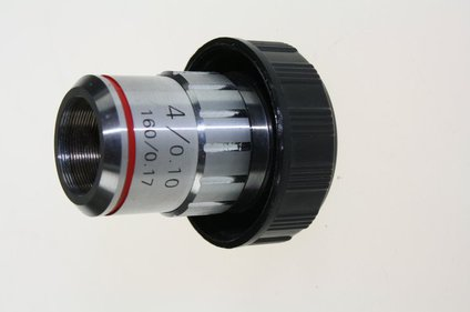 Euromex achromatic DIN lens for X series