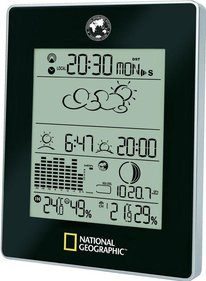 National Geographic 9068000 Wetterstation Weather Center