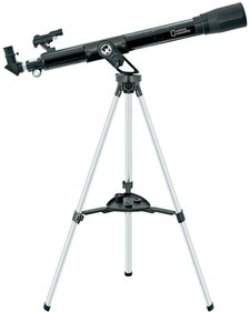National Geographic 60/800 refractor telescope