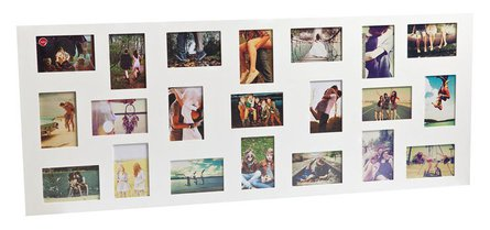Balvi Flat Face Horizontal collage photo frame