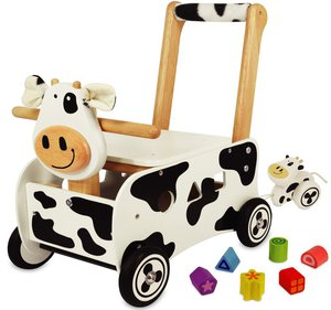 I'm Toy Cow pushcart
