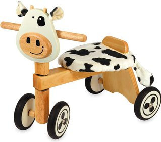 I'm Toy Cow balance bike