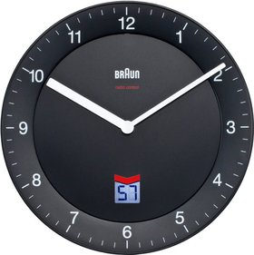 Braun wall clock BNC006