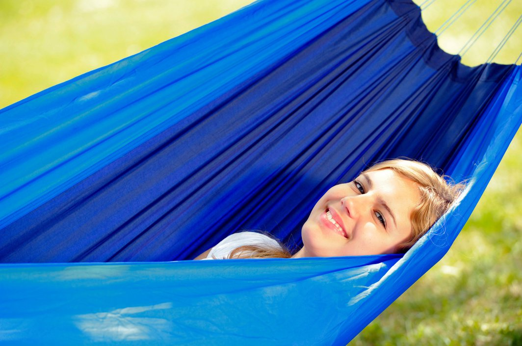 Amazonas Silk Travel Hammock