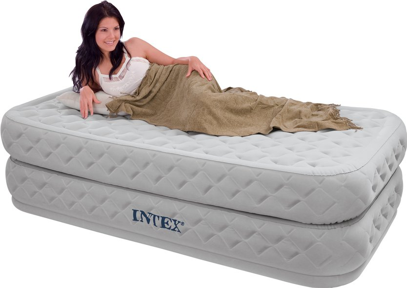 Intex Supreme Air-flow Bed Twin