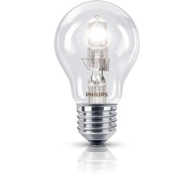 Philips 42W (55W), E27-fitting, warm wit halogeenlamp