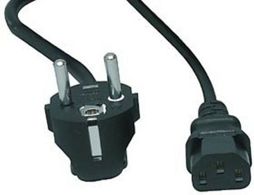 Falcon Eyes Universal Power Cable Euro