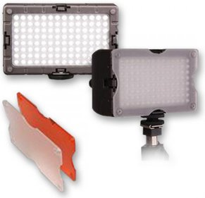 Menik S-5 Video Verlichting LED 6.8W + Accu