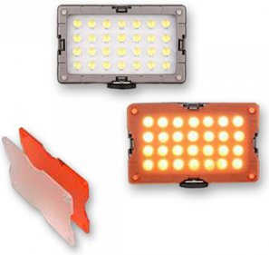 Menik S-6 Video Verlichting Led 12W