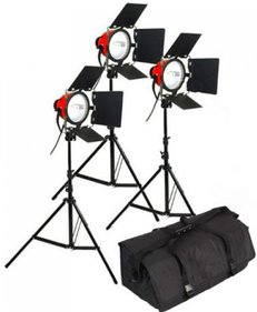 StudioKing Daylight Video Set TLR800-3