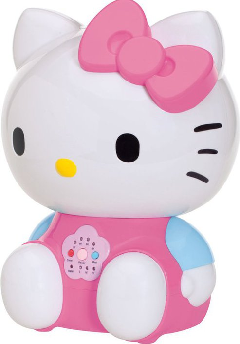 Lanaform Hello Kitty ultrasone luchtbevochtiger