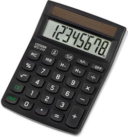 Citizen Eco Complete calculator