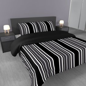 Ambianzz Stripe duvet cover set
