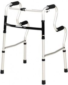 Schulte Foldable stand-up walking frame