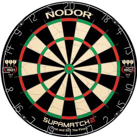 Nodor Supamatch 2 dartbord