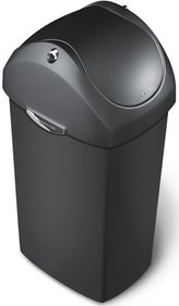 Simplehuman Swing Lid Can 60 Liter