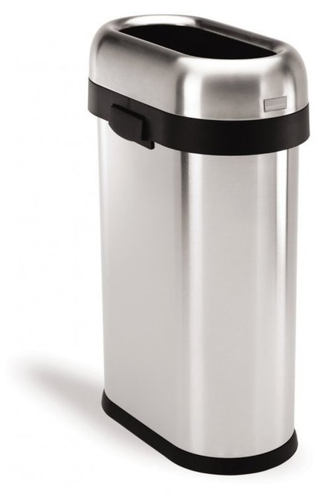 Simplehuman Open Top Can 50 liter