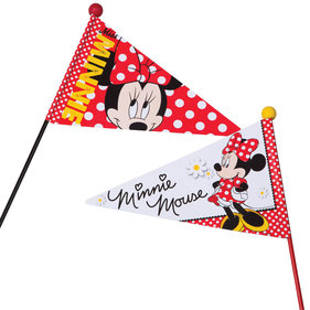 Widek drapeau Minnie Mouse partb