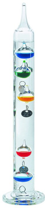 TFA Galileo thermometer Galino