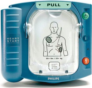 Philips Heartstart HS1 Home los
