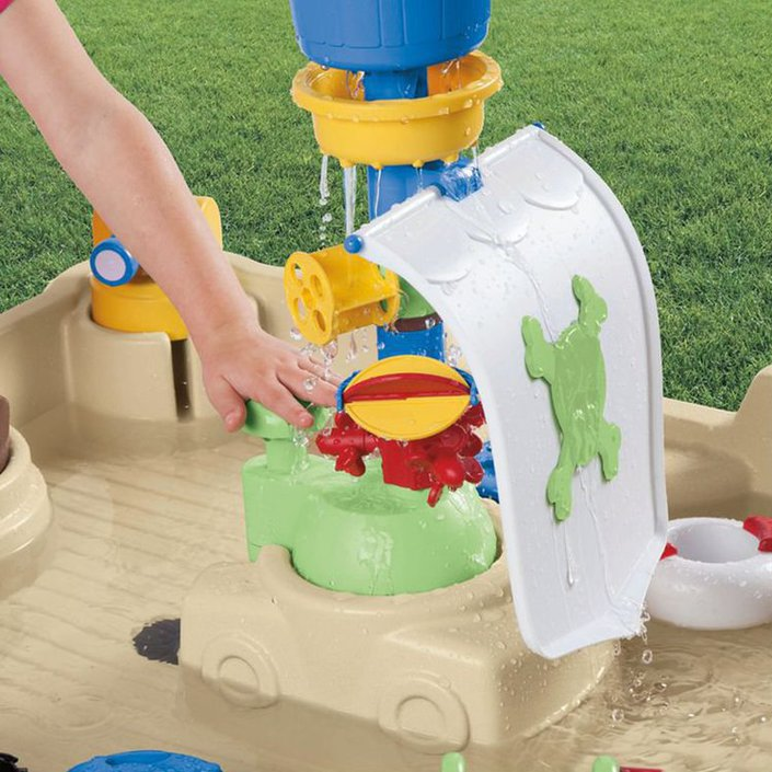 Little Tikes Water table Bateau pirate