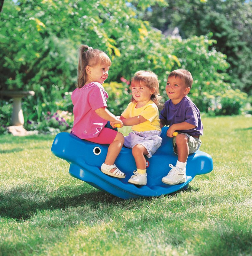 Little Tikes Wal Wippe